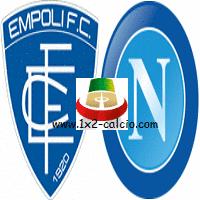 pronostico Empoli-Napoli