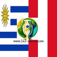 pronostico uruguay-perù