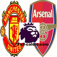 Pronostico pronostico Manchester United-Arsenal