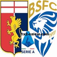 Pronostico Genoa-Brescia