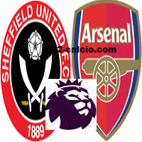 pronostico sheffield united-arsenal