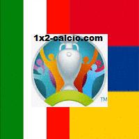 pronostico italia-armenia