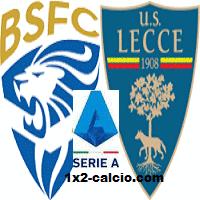 Pronostico Brescia Lecce