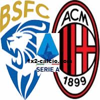 Pronostico Brescia-Milan