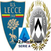 Pronostico Lecce-Udinese