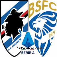 Pronostico Sampdoria-Brescia