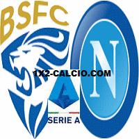 Pronostico Brescia-Napoli
