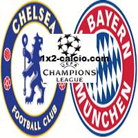 Pronostico Chelsea-Bayern Monaco