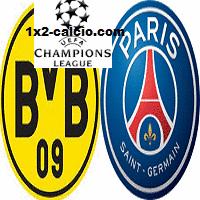 Pronostico Dortmund-PSG