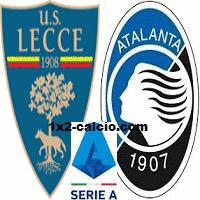 Pronostico Lecce-Atalanta