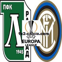 Pronostico Ludogorets-Inter