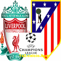 Pronostico Liverpool-Atletico Madrid
