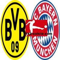 Pronostico Dortmund Bayern
