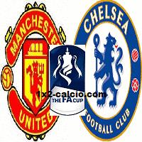 Pronostico Manchester United-Chelsea FA Cup