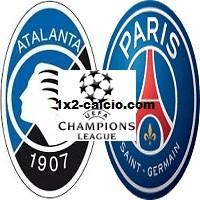 Pronostico Atalanta Psg 12 Agosto 2020 Champions League
