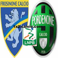 Pronostico Frosinone-Pordenone