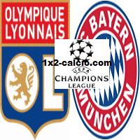 Pronostico Lione-Bayern Monaco