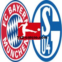 Pronostico Bayern-Schalke