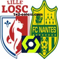 Pronostico Lilla-Nantes