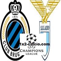 Pronostico Club Brugge-Lazio