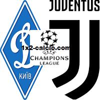 Pronostico Dynamo Kiev-Juventus