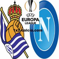 Pronostico Real Sociedad-Napoli