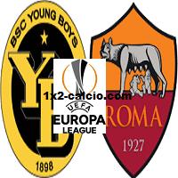 Pronostico Young Boys-Roma