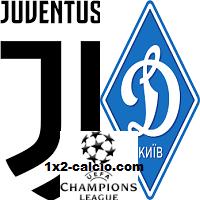 Pronostico Juventus-Dynamo Kiev