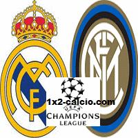 Pronostico Real Madrid-Inter