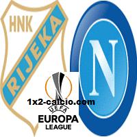 Pronostico Rijeka-Napoli