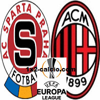 Pronostico Sparta Praga-Milan