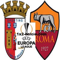 Pronostico Braga Roma