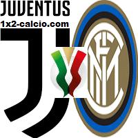 Pronostico Juve-Inter Coppa Italia