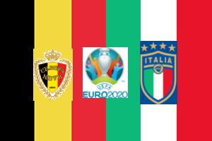 Pronostico Belgio Italia