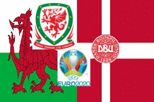 Pronostico Galles-Danimarca