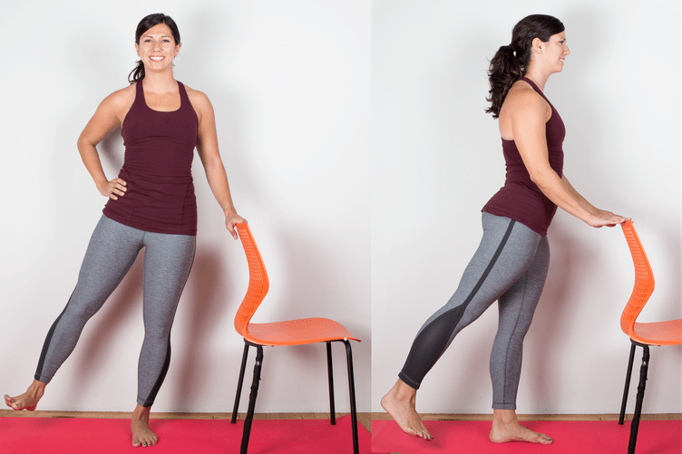 Yoga Standing Sequence