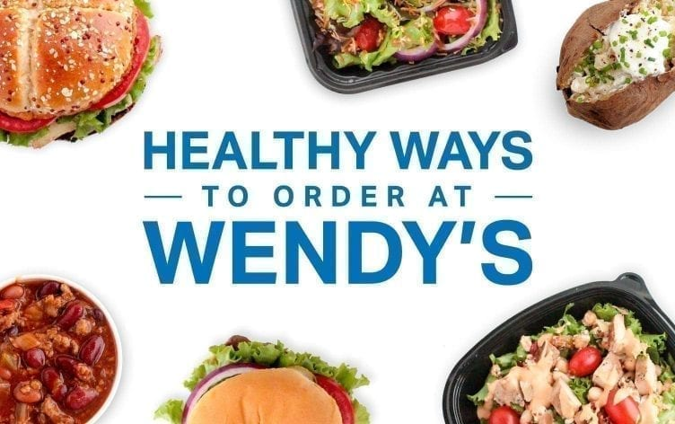 How to Eat Healthy at Wendy's