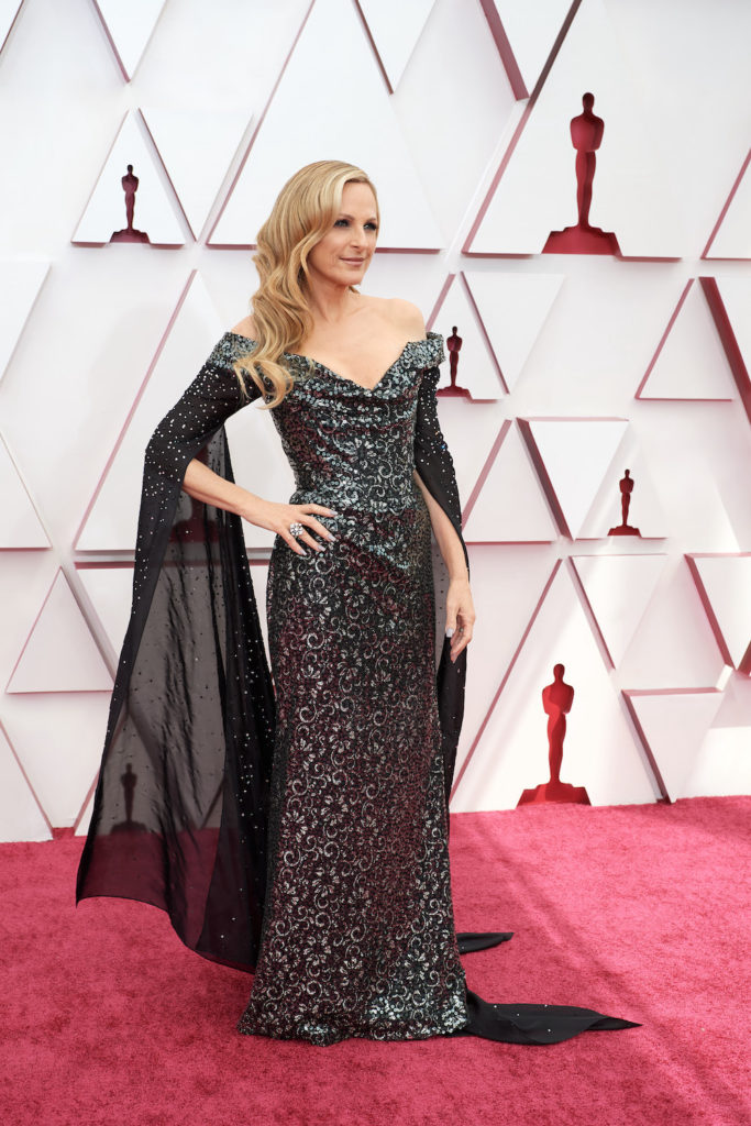 Marlee Matlin in Sustainable Red Carpet Dress at the 93rd Academy Awards | Latest News Live | Find the all top headlines, breaking news for free online April 27, 2021