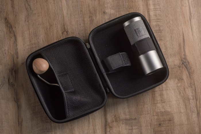 travel case with JE