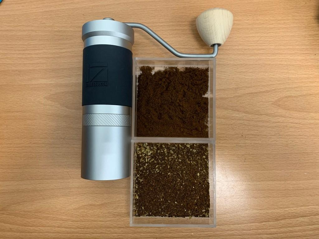 1Zpresso JX-Pro grinder