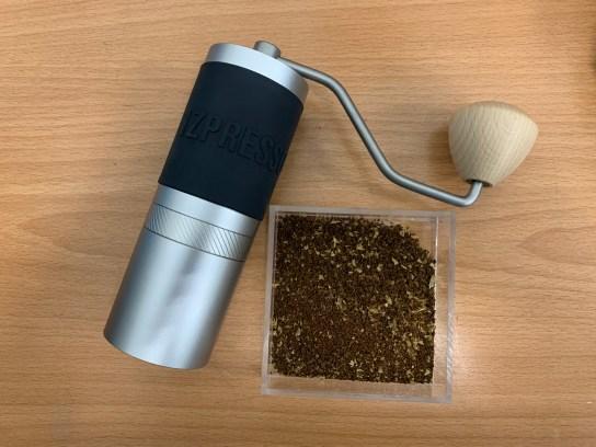 1Zpresso JX grinder