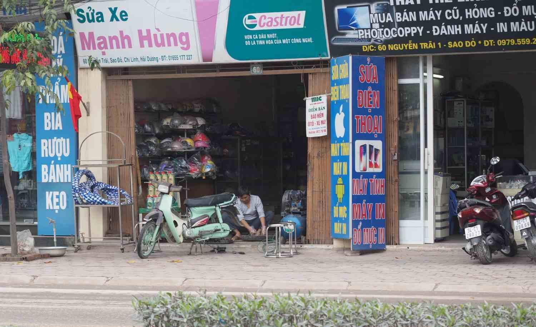 Trip to Halong Bay
