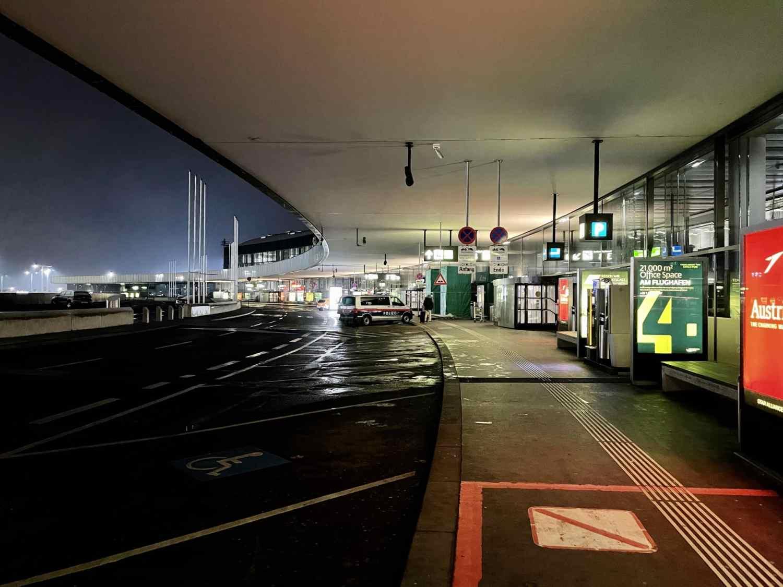 Geisterflughafen Wien