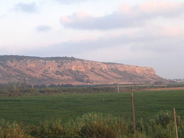 Monte Carmelo, Israel