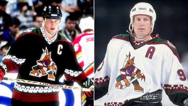 Arizona Coyotes announce Throwback Jersey dates as part of theme nights 329430cf2