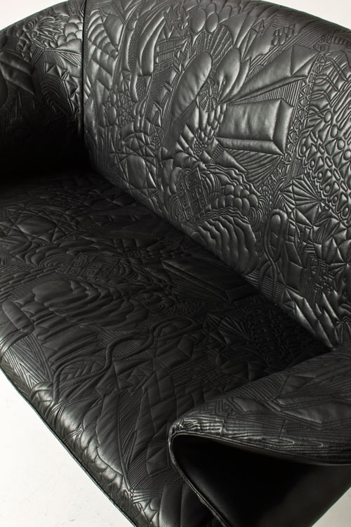 Doodle Sofa by Front for Moroso