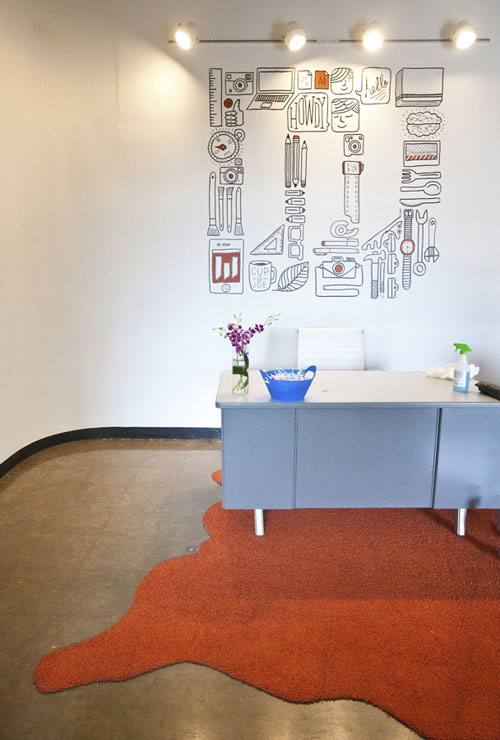 Modern Coworking: WELD Collaborative Work & Studio Space