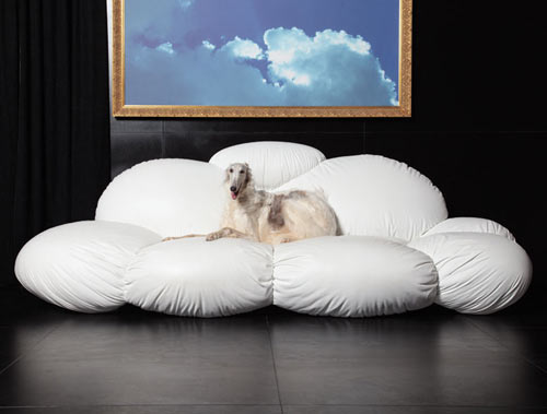 Lounge on a Cloud: CIRRUS Seating by DIZAJNO in home furnishings Category