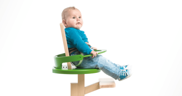 Froc Adjustable Modern High Chair in home furnishings Category
