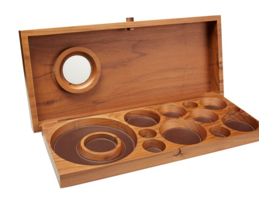 Handcrafted Jewelry Cases Rich in Tradition in style fashion Category